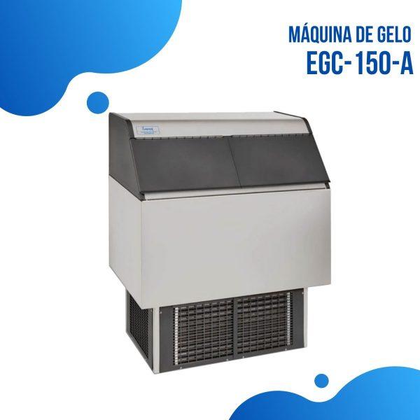 Gelo em Cubos EGC150A