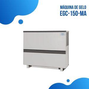 Gelo em Cubos EGC150MA