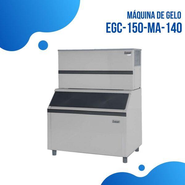 Gelo em Cubos EGC150MA140