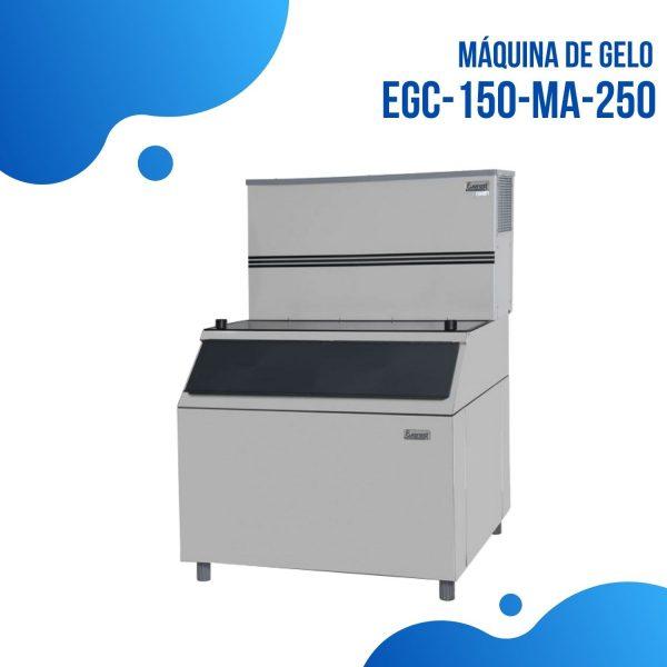 Gelo em Cubos EGC150MA250