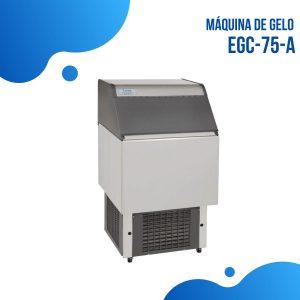 Gelo em Cubos EGC75A