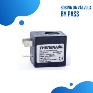 Bobina da Válvula By Pass
