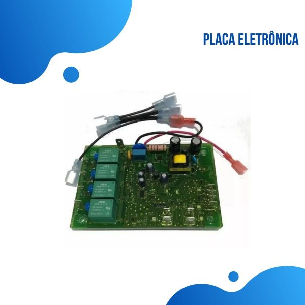 Placa Eletrônica AUTOMATIC